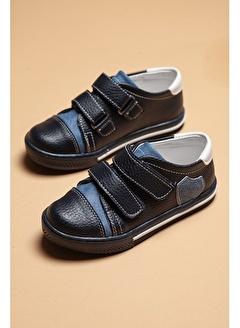 Dilimler Ayakkabı Şirin Genç Ortopedik Erkek Çocuk Patik Flet Ayakkabı
